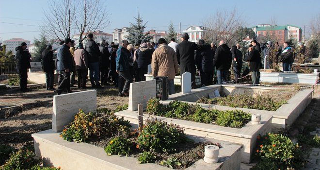 Ahmet Hikmet Cop Son Yolculuğuna Uğurlandı