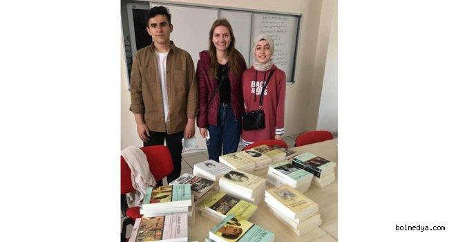 BAİBÜ Hemşirelik Öğrencilerinden Turizm Otelciliğe Anlamlı Hediye
