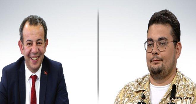 Başkan Özcan'dan Masterchef Eray'a destek