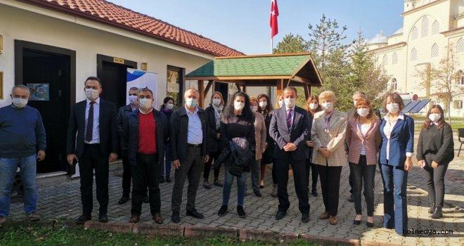 Bolu, Umutkent Mahallesi'nde Girişimcilik ve El Becerileri Kursu