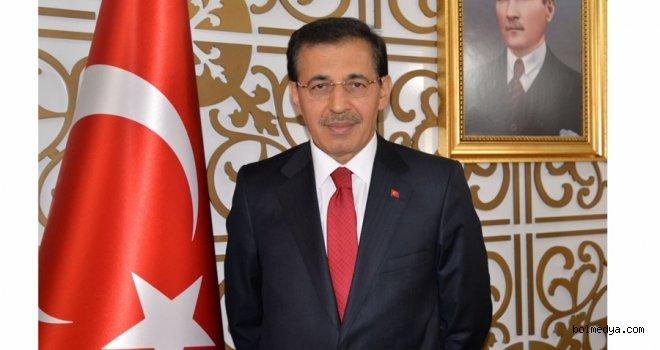 Bolu Valisi Ahmet Ümit'in 10 Ocak Mesajı