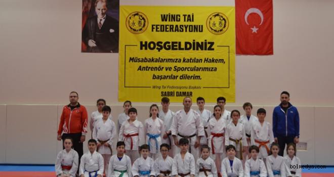 Bolu'da Karate Gelişim Semineri