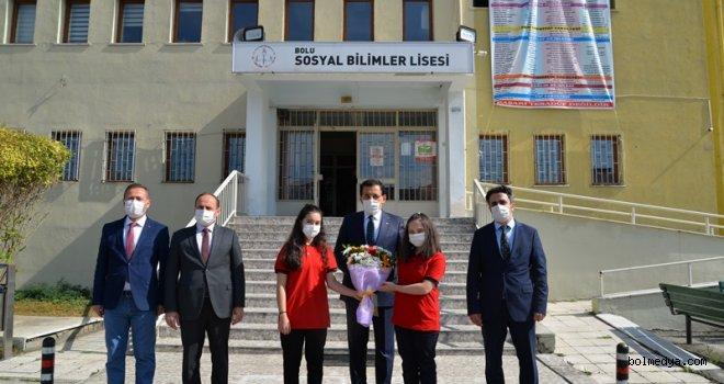 Bolu'da Yüz Yüze Eğitimin İkinci Aşaması Başladı