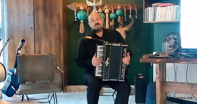 Kültür Bakanlığı Sanatçısı Orkun Kılıç'la, Türk Dünyası Müziği