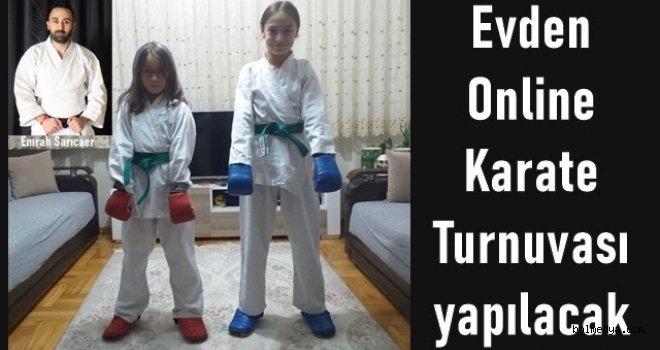 Online Karate Turnuvası yapılacak