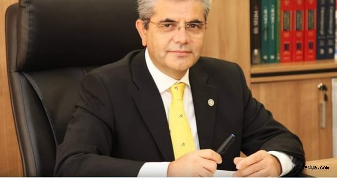 Prof. Dr. Sabahattin AYDIN Sağlık Bakan Yardımcısı Oldu