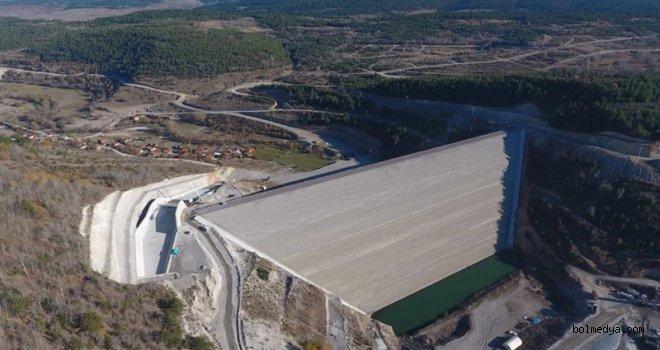 Tekke Barajı 2022 Yılında Hizmete Girecek