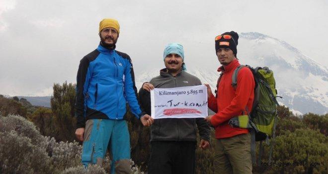 Üç Kıta bir Maratonun 2.ayağı
