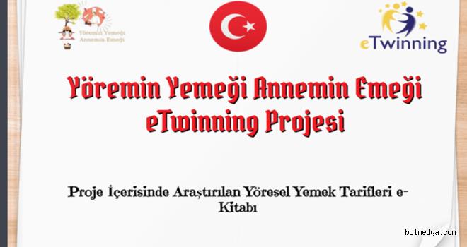 'YÖREMİN YEMEĞİ ANNEMİN EMEĞİ' PROJESİNDE SONA GELİNDİ